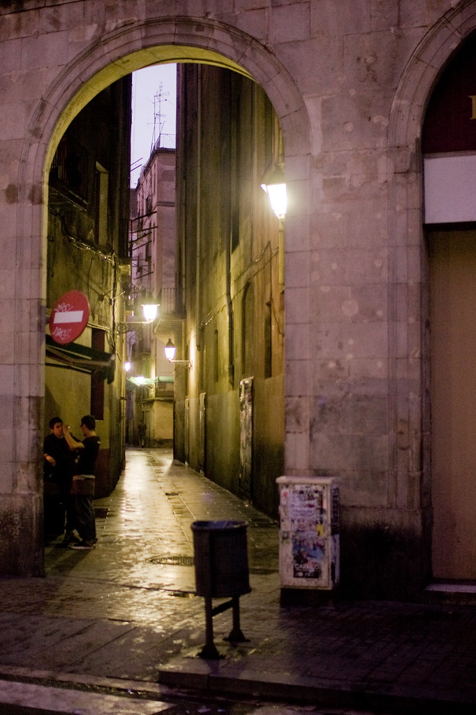carrer de l'Arc del Teatre