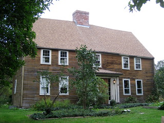 """Jed's parent's house """"The Adams House"""""""