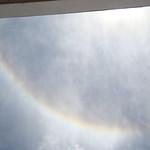Fenómenos ópticos, sombras y nubes
