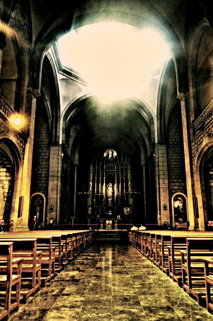 Heaven let your light shine