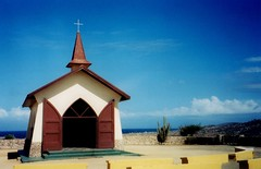 Chapel of Alto Vista - Aruba