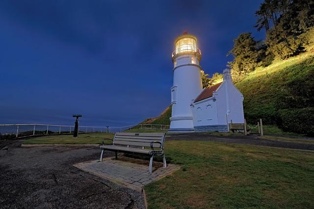 Heceta Head: The Oregon Coast's Nightlight