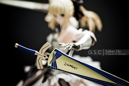 Good Smile Company - Saber Lily