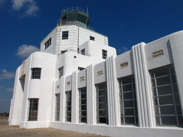 Art Deco Airport buildings - a gallery on Flickr