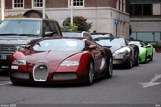 London Supercar Combos A Gallery On Flickr