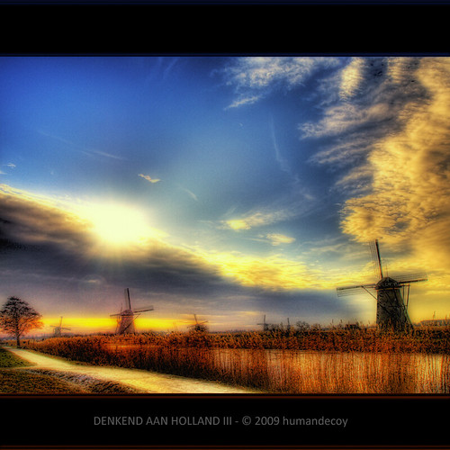 netherlands polaroid nederland hdr kinderdijk molens windmolens ps4 moulinavent flickrsbest colorefex specialtouch humandecoy 918mm artistictreasurechest magicunicornverybest magicunicornmasterpiece semperdiatramproc