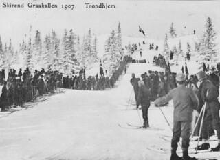 Skirend Graakalen (1907)