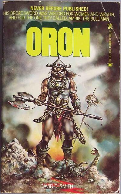 Header of Oron