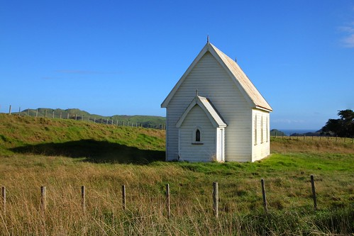 Kohekohe Presbyterian Church, Te Toro, Awhitu Peninsula, New Zealand