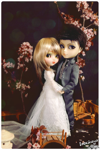 Wedding invitation ~ Happy marriage anniversary!! ~ ^O^