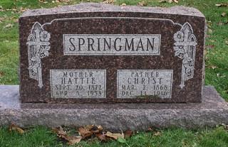 SpringmanChristSr