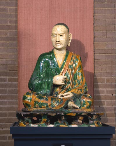 Luohan Statue from China