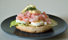 hors d'oeuvre, shrimp, meal, ceviche, seafood, bruschetta, produce, food, dish, cuisine,