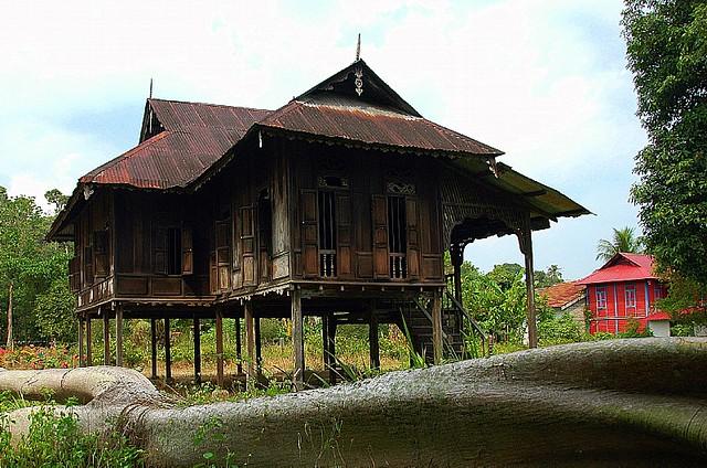 Rumah Lama Perak
