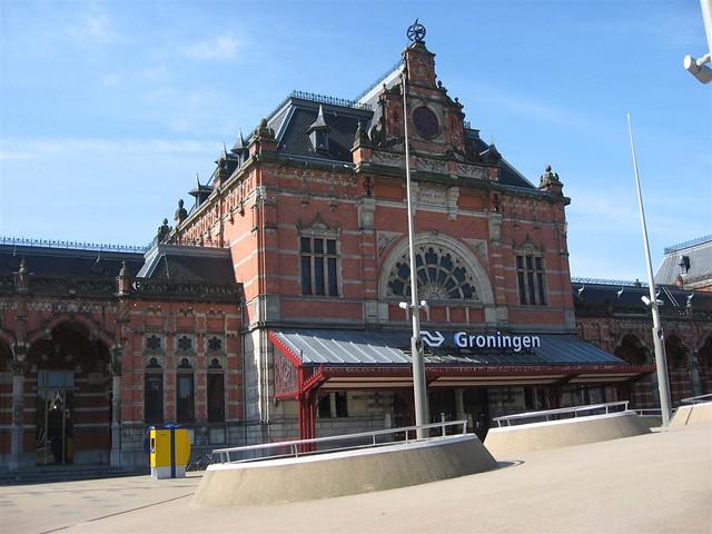 Groningen CS Station