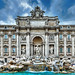 Trevi Fountain HDR