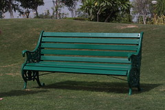 outdoor bench, bench, furniture,