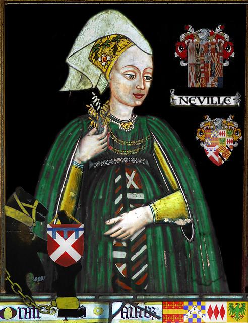 Isabel Isabella Elizabeth Neville