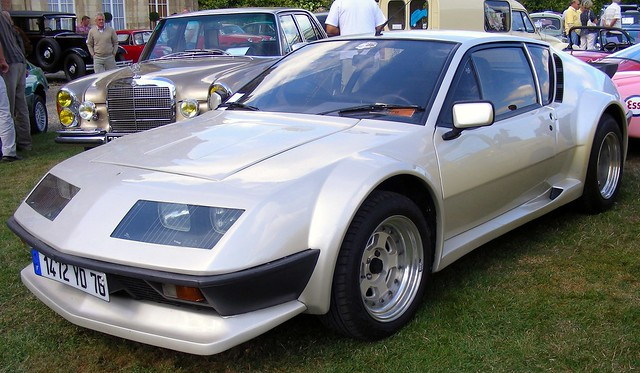 renault alpine a310 v6 pack gt flickr photo sharing. Black Bedroom Furniture Sets. Home Design Ideas