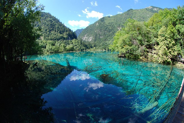 Jiuzhaigou Lake