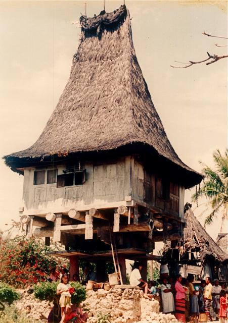 Raca Village, Los Palos - Timor Leste