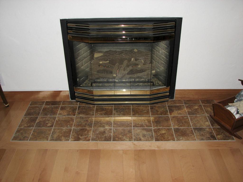 Floor Tile Grout Repair