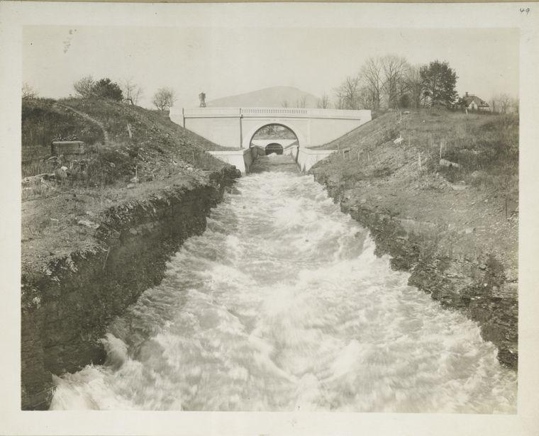 Bridges. Ashokan reservoir. ... Contract s 10 and 111. Novem...