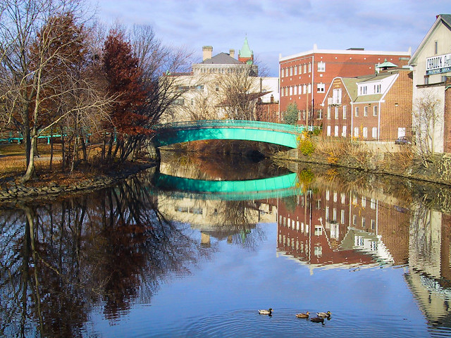 Mystic River In Medford Ma Flickr Photo Sharing