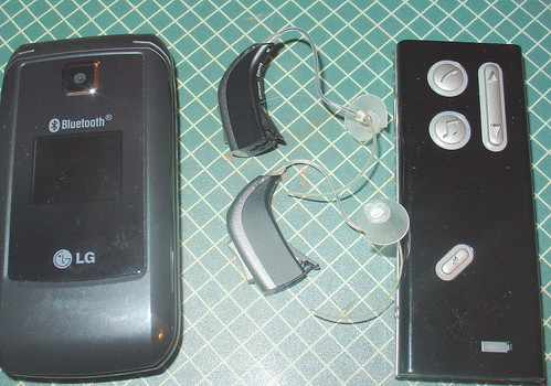 Bluetooth Hearing Aids