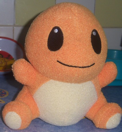 DX Charmander PokeDoll