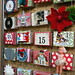 Advent Calendar.. from a cookie tin by fleamarketstudio