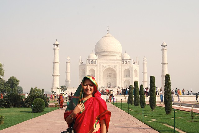 the taj and me