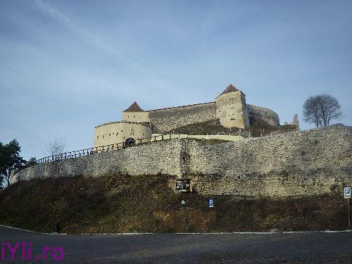 #CalatorinRomania- Cetatea Rasnov
