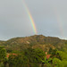 Rainbow on the Way to Vilcabamba, Ecuador