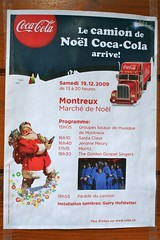 'Le camion de Noël Coca-Cola arrive!' - the Globalization of Christmas