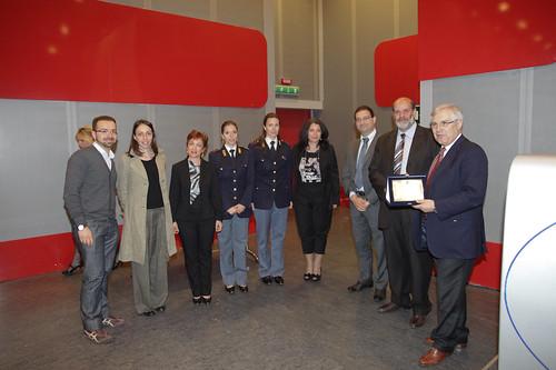 premiazione techfor 2011