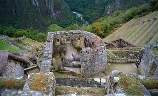 1999 #288-25 Peru Machu Picchu