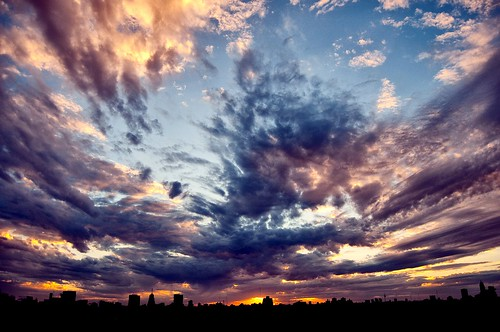 city sunset sky argentina clouds buildings atardecer edificios buenosaires ciudad cielo nubes ocaso