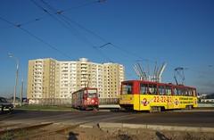 Ulan-Ude tram 71-605 21 11