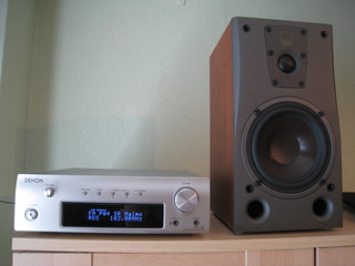 hi-fi equipment