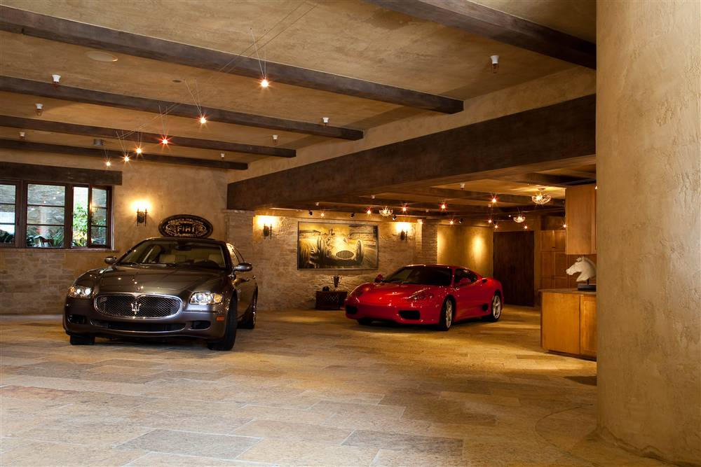 World 39 s most beautiful garages exotics insane garage for 1 5 car garage