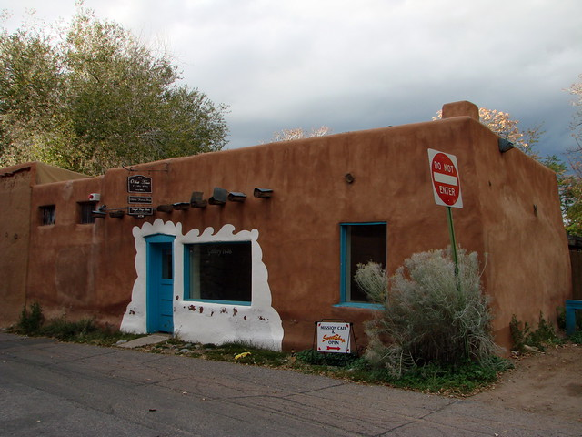 Santa Fe, New Mexico - the oldest house in the USA | Flickr