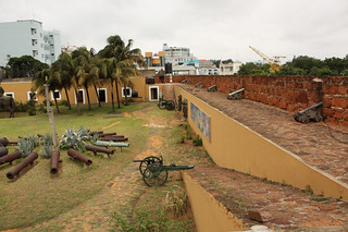 Image of  Fortaleza de Maputo  near  Maputo. maputo mozambic