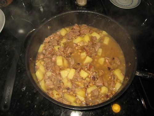 mutton stew, navajo, potatoes, lamb, blue c… IMG_1434