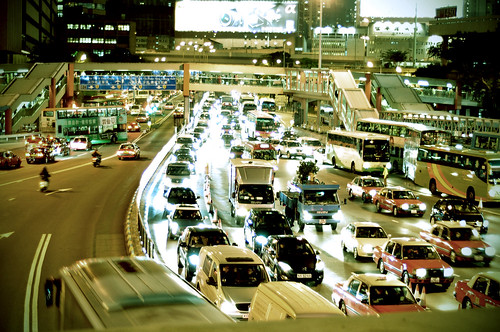 Hong Kong Traffic