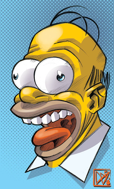 I_wish_I_was_Homer_Simpson_by_GigiCave