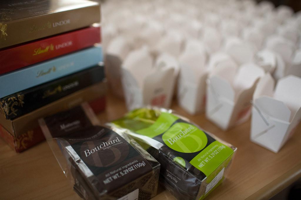 Chocolate Wedding Favors 15 Marvelous Wedding favour production