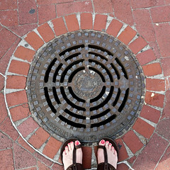 manholes provide access to parts of our underground