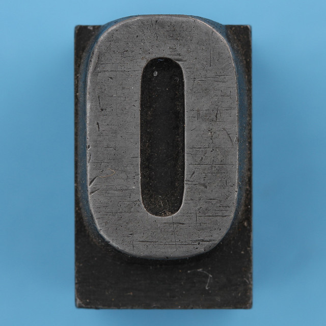 metal type number 0