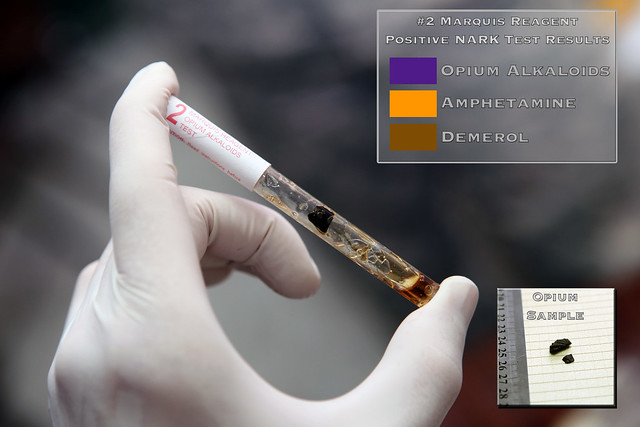 drug forensic analysis